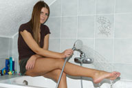 small preview pic number 6 from set 1296 showing Allyoucanfeet model Agnes