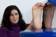 small preview pic number 4 from set 1300 showing Allyoucanfeet model Lena