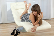 small preview pic number 6 from set 1303 showing Allyoucanfeet model Burni