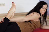 small preview pic number 5 from set 1304 showing Allyoucanfeet model Valerie