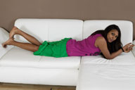small preview pic number 2 from set 1308 showing Allyoucanfeet model Asmara