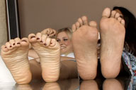 small preview pic number 5 from set 1309 showing Allyoucanfeet model Asmara