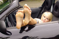 small preview pic number 6 from set 131 showing Allyoucanfeet model Venetia
