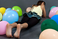 small preview pic number 4 from set 1311 showing Allyoucanfeet model Ciara