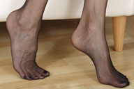small preview pic number 2 from set 1313 showing Allyoucanfeet model Joyce