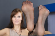 small preview pic number 4 from set 1313 showing Allyoucanfeet model Joyce