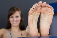 small preview pic number 5 from set 1313 showing Allyoucanfeet model Joyce