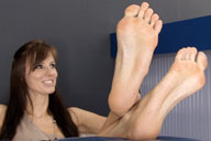 small preview pic number 5 from set 1314 showing Allyoucanfeet model Joyce