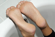 small preview pic number 4 from set 1317 showing Allyoucanfeet model Cora