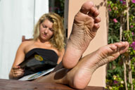 small preview pic number 4 from set 1329 showing Allyoucanfeet model Nati