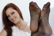 small preview pic number 3 from set 1331 showing Allyoucanfeet model Jezzy