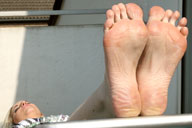 small preview pic number 5 from set 1334 showing Allyoucanfeet model Madeleine