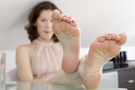 small preview pic number 5 from set 1340 showing Allyoucanfeet model Julie