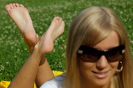 small preview pic number 5 from set 1345 showing Allyoucanfeet model Cathy