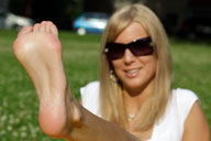 small preview pic number 6 from set 1345 showing Allyoucanfeet model Cathy