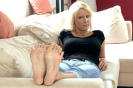 small preview pic number 6 from set 1346 showing Allyoucanfeet model Cathy