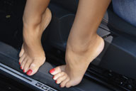 small preview pic number 3 from set 1352 showing Allyoucanfeet model Lisa