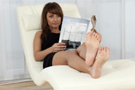 small preview pic number 4 from set 1354 showing Allyoucanfeet model Sila