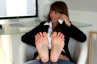 small preview pic number 3 from set 1355 showing Allyoucanfeet model Sila