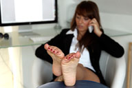small preview pic number 4 from set 1355 showing Allyoucanfeet model Sila