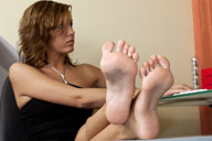 small preview pic number 5 from set 1359 showing Allyoucanfeet model Nicky