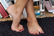 small preview pic number 6 from set 1359 showing Allyoucanfeet model Nicky