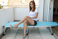 small preview pic number 1 from set 1364 showing Allyoucanfeet model Carmelina