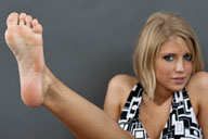 small preview pic number 5 from set 1367 showing Allyoucanfeet model Steffi