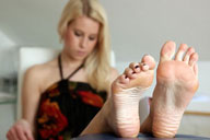 small preview pic number 5 from set 1377 showing Allyoucanfeet model Nine