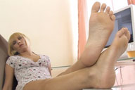 small preview pic number 4 from set 1393 showing Allyoucanfeet model Diana