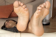small preview pic number 6 from set 1394 showing Allyoucanfeet model Dorinka