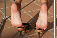 small preview pic number 4 from set 1402 showing Allyoucanfeet model Candy