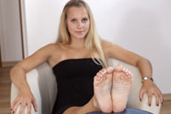 small preview pic number 4 from set 1405 showing Allyoucanfeet model Vani