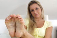 small preview pic number 4 from set 1407 showing Allyoucanfeet model Janine
