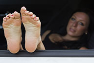 small preview pic number 5 from set 1420 showing Allyoucanfeet model Valerie