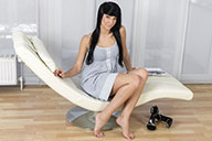 small preview pic number 1 from set 1422 showing Allyoucanfeet model Liliana