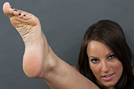 small preview pic number 5 from set 1423 showing Allyoucanfeet model Sandy