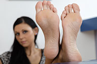 small preview pic number 4 from set 1432 showing Allyoucanfeet model Cora