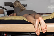 small preview pic number 4 from set 1448 showing Allyoucanfeet model Madeleine