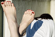 small preview pic number 2 from set 1451 showing Allyoucanfeet model Julie
