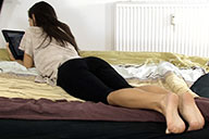 small preview pic number 4 from set 1471 showing Allyoucanfeet model Julena