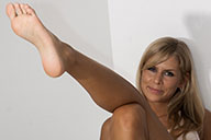 small preview pic number 3 from set 1474 showing Allyoucanfeet model Amira