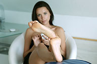 small preview pic number 5 from set 1479 showing Allyoucanfeet model Bonja