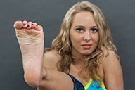 small preview pic number 4 from set 1484 showing Allyoucanfeet model Natascha