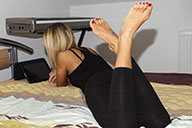 small preview pic number 5 from set 1490 showing Allyoucanfeet model Nao