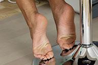 small preview pic number 4 from set 1494 showing Allyoucanfeet model Phanni