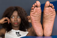 small preview pic number 4 from set 1497 showing Allyoucanfeet model Jule