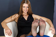 small preview pic number 2 from set 1502 showing Allyoucanfeet model Agnes