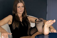 small preview pic number 3 from set 1503 showing Allyoucanfeet model Agnes