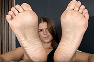small preview pic number 6 from set 1503 showing Allyoucanfeet model Agnes